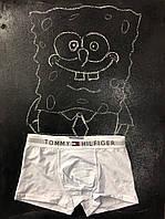 Мужское бельё - в стиле Tommy Hilfiger (Белые)