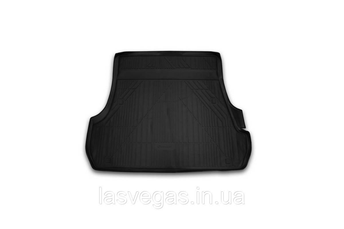 Коврик в багажник  LEXUS LX450d/LX570 2015- 5 мест внед. 1 шт. (полиуретан)