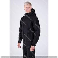 Куртка SOFT SHELL Military Black