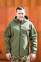 Куртка SOFT SHELL Military Хаки