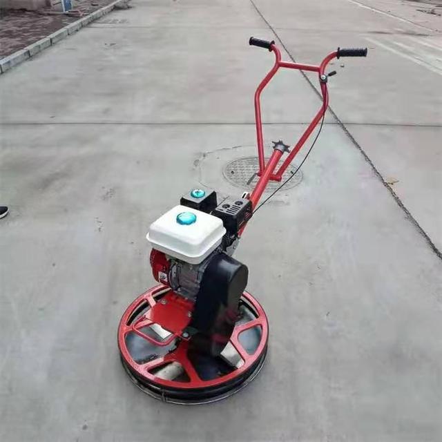 Затирочная машина по бетону