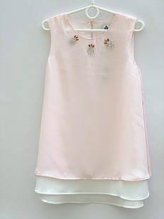 Нарядная блуза для девочки, размеры 6, 7, 8, 9, 10, 11 лет