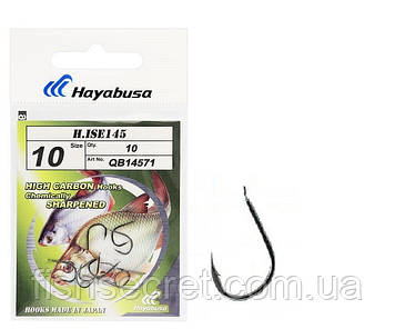 Рыболовный крючок Hayabusa H.ISE145BN