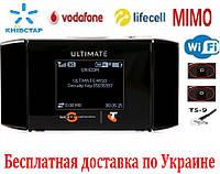 Мобильный 3G WiFi Роутер Sierra 753S с 2 антенными входами Mimo до 42 мб