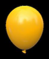 """Латексный шар без рисунка Kalisan Пастель Желтый теплый 12"""" 30 см"""