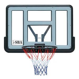 Щит баскетбольный настенный SBA S007