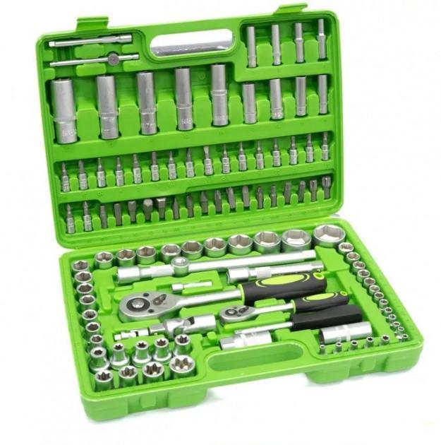 Набор инструментов AL-FA ALCC108 единиц,набір інструментів