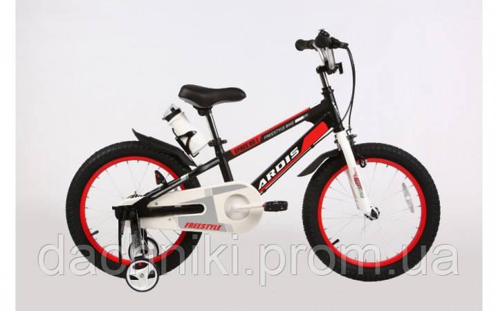 """Горный Велосипед 18"""" Ardis Space ST черно-красный (04153)"""