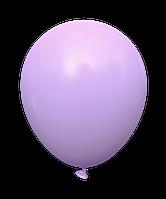 """Латексный шар без рисунка Kalisan Пастель Сиреневый 12"""" 30 см"""