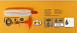 Vapefly Holic MTL RDA Черный 22,2 мм дрипка, фото 7