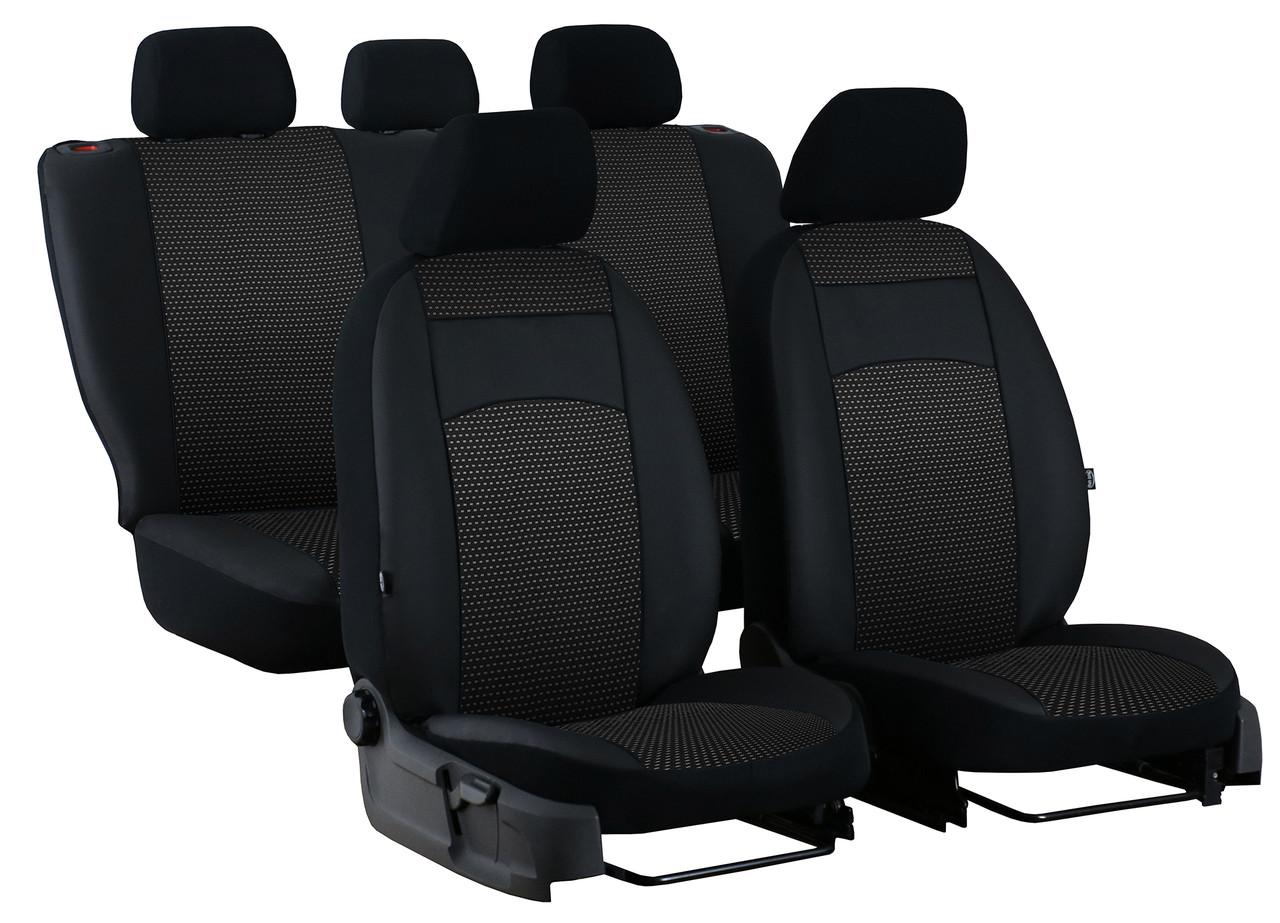 Авточохли універсальні (повний набір) Pok-ter Royal 4 EX