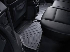 Килими гумові WeatherTech BMW X5 2007-2013 задній чорний