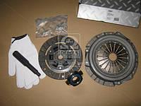 Сцепление ВАЗ 2108, 2109, 21099, 2113, 2114, 2115 (корзина, диск ведомый, выжимной) (RIDER)