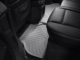 Килими гумові WeatherTech BMW X5 2007-2013 задній сірий
