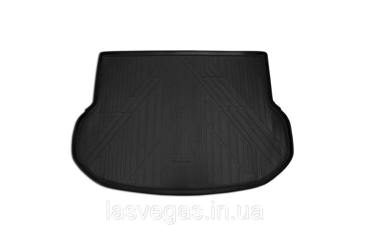 Коврик в багажник  LEXUS NX 2014- кросс. 1 шт. (полиуретан)