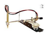 Газорезательная машина на рельсах HUAWEI CG1-75 для прямой резки металла толщиной 50-350 мм