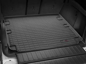 Килими гумові WeatherTech BMW X5 2007-2013 в багажник чорний