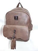 "Женский рюкзак эко-кожа (31х23см) ""Mildi""  LG-1545"