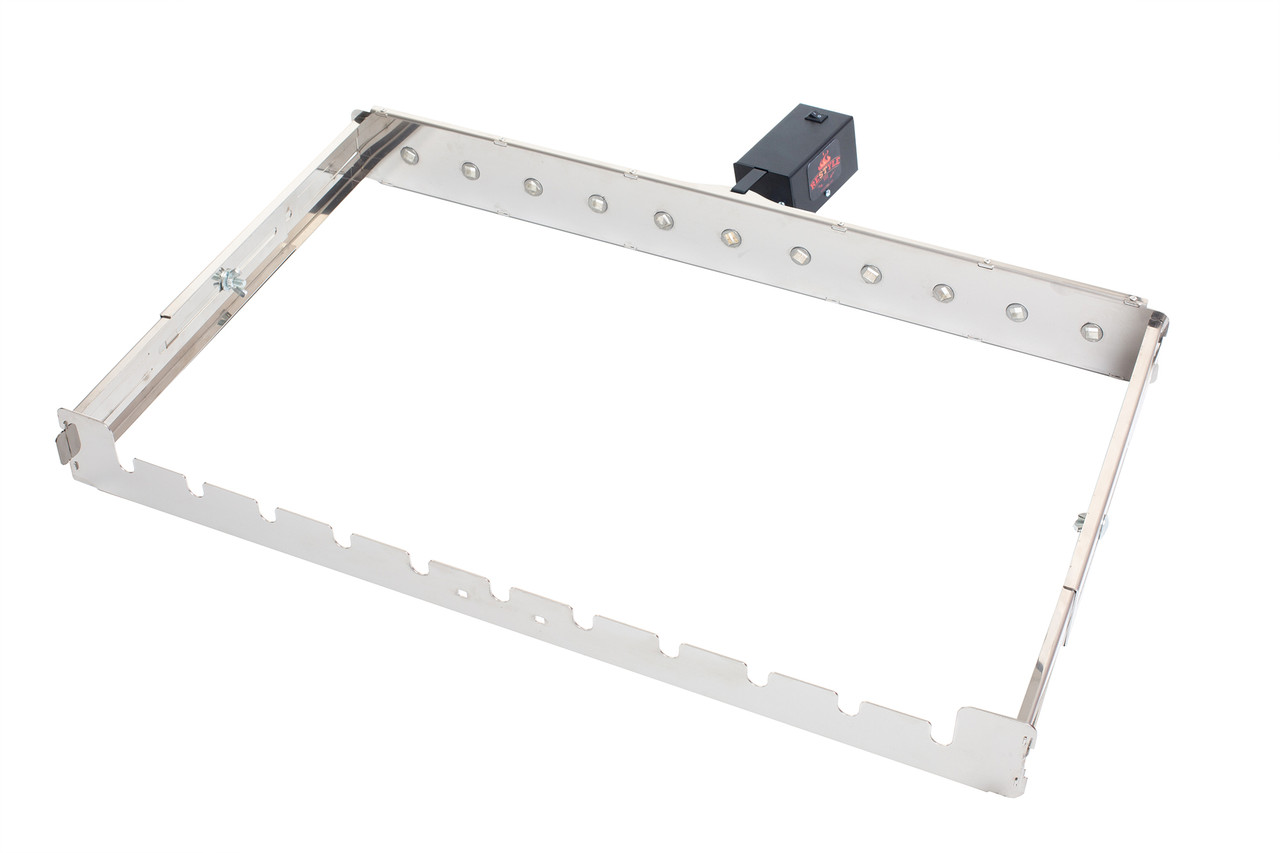 Автоматический электрический мангал Restyle BBQ 11 Pro (RB-R11)