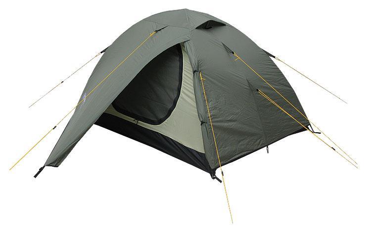 Палатка Terra Incognita Alfa 2 Хаки (TI-ALFA2H)