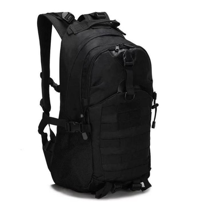 Рюкзак тактический Tactical Pro штурмовой армейский рейдовый 30л черный