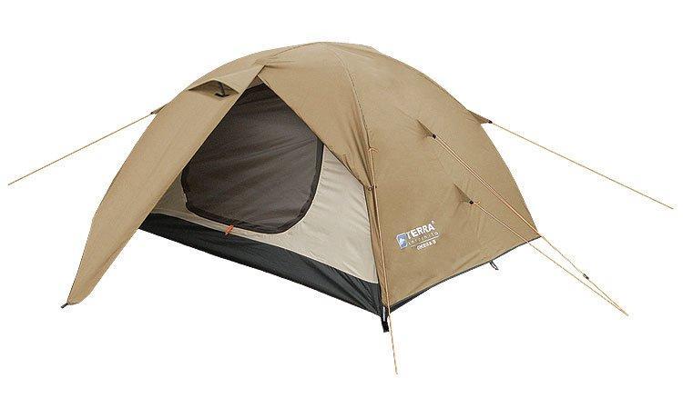 Палатка Terra Incognita Omega 3 Песочный (TI-OME3S)