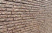 Вініловий сайдинг Stone House Кварцит коричневий, фото 1