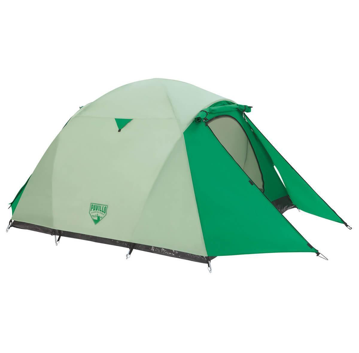 Трехместная палатка Bestway Cultiva 68046 Салатовый (008968)