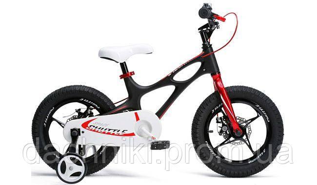"""Детский велосипед ROYAL BABY SPACE SHUTTLE 18"""" Черный (04172), фото 2"""