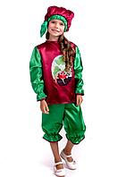 Детский карнавальный костюм Редис