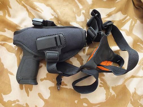 Кобура оперативная синтетическая для пистолета Kuzey P-122, фото 2