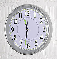 Настенные часы светящиеся в темноте (30 см.), фото 1