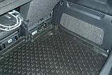 Коврик в багажник  SKODA Roomster 2006- мв. (полиуретан), фото 2