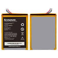Батарея (акб, акумулятор) L12D1P31, L12T1P33 для Lenovo IdeaTab A3000, 3650 mAh, оригінал