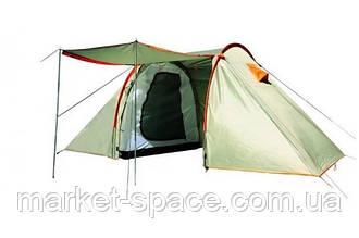 Туристическая 4-х местная палатка Lanyu 1913: Д(150*140*150)*Ш230*В180