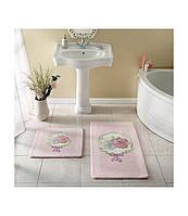 Набор ковриков для ванной комнаты Tac Ginger 60*100 см + 50*60 см