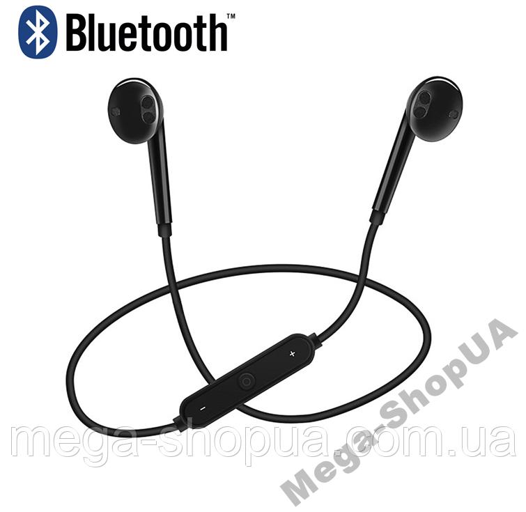 Наушники и гарнитура беспроводные Bluetooth МC-6-1. Бездротові навушники. Блютуз наушники для телефона