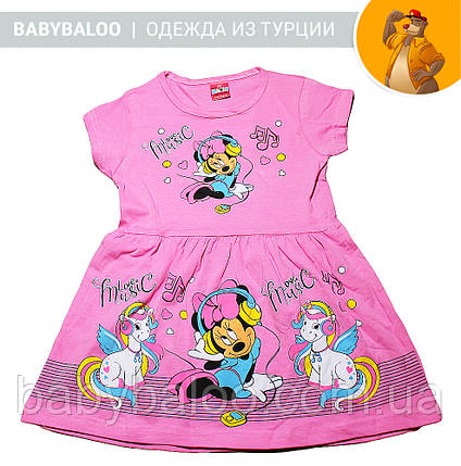 """Стильное платье  """"Минни""""(от 2 до 5 лет), фото 2"""
