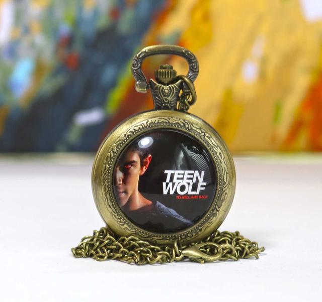 часы teen wolf