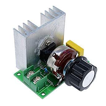 Регулятор потужності AC 4000Вт 220В димер