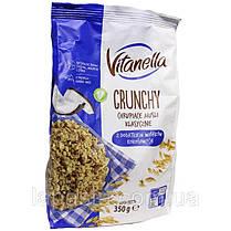 Мюсли хрустящие Vitanella Crunchy с кокосом 350 г Польша