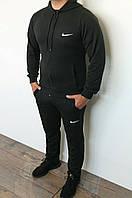 Мужские спортивные костюмы с капюшоном штаны прямые пр-во Украина