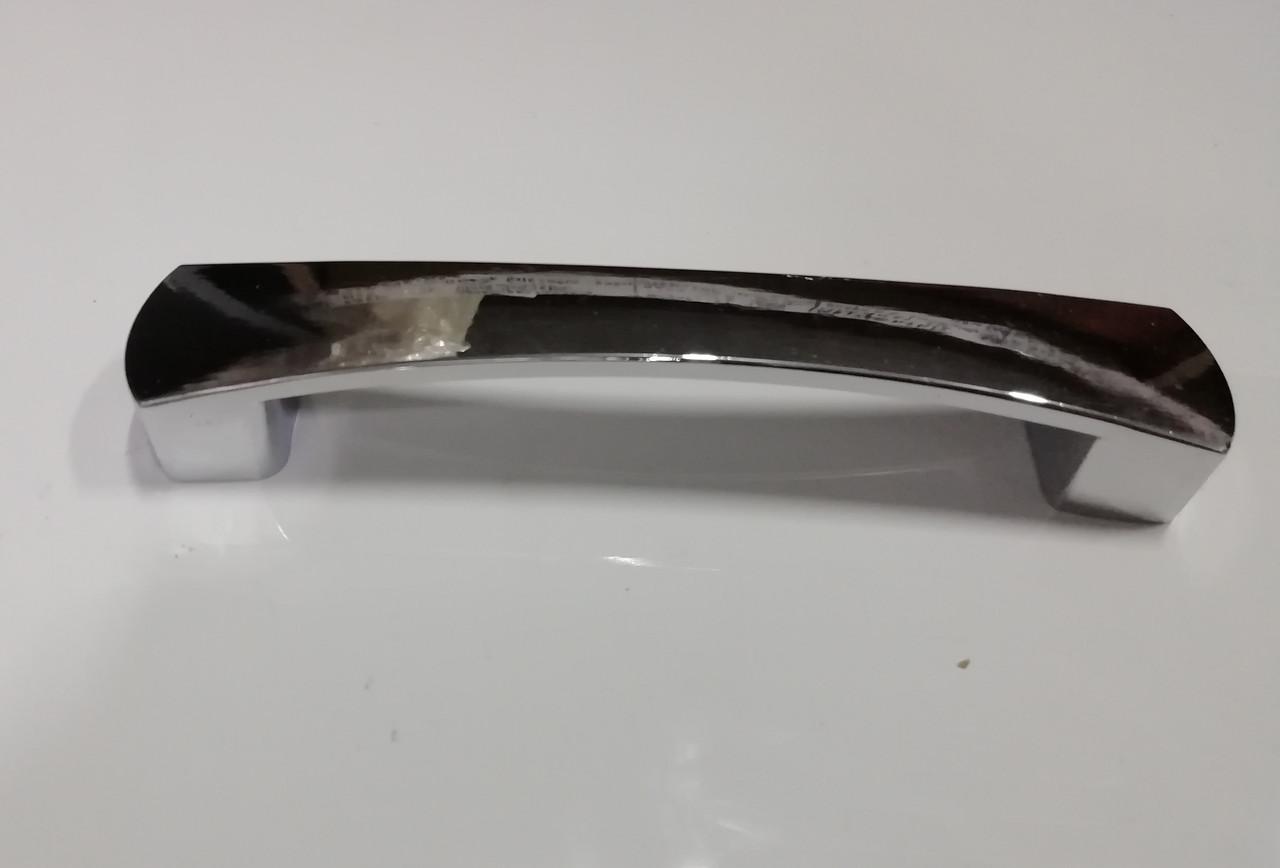 Ручка меблева скоба GIFF2/108 Хром, Сатин