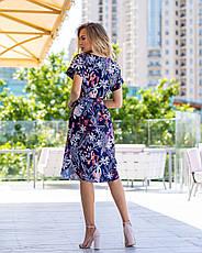 Легкое платье из софта размеры 48-50,52-54, фото 3