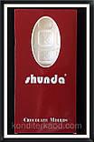 Поликарбонатная форма Квадрат с бантом для конфет, карамели, шоколада, фото 3