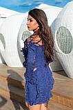 Легкое и нежное платье из прошвы на подкладе, 7цветов , р.44,46,48,50 Код 848В, фото 9