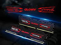 Оперативная память Gloway DDR4-2133 8Gb PC4-17000 с радиатором