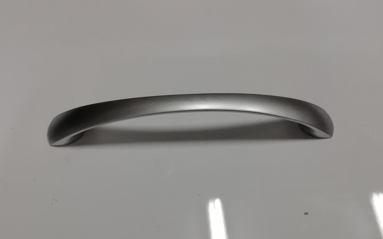 Ручка меблева скоба ALVA 1/002 матовий хром