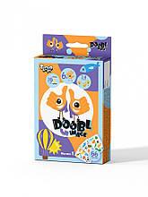 """Настільна розважальна гра """"Doobl Image"""" міні укр (32) DBI-02-01U"""