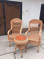 Мебель из лозы, фото 1